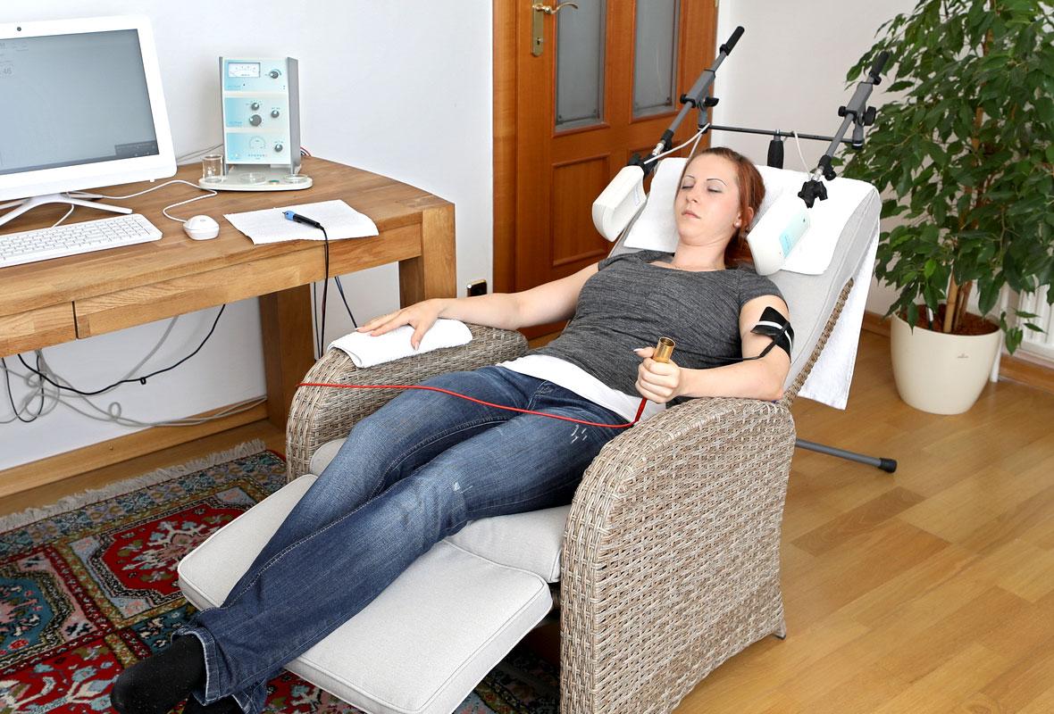 Bioresonanz Holosan Behandlung